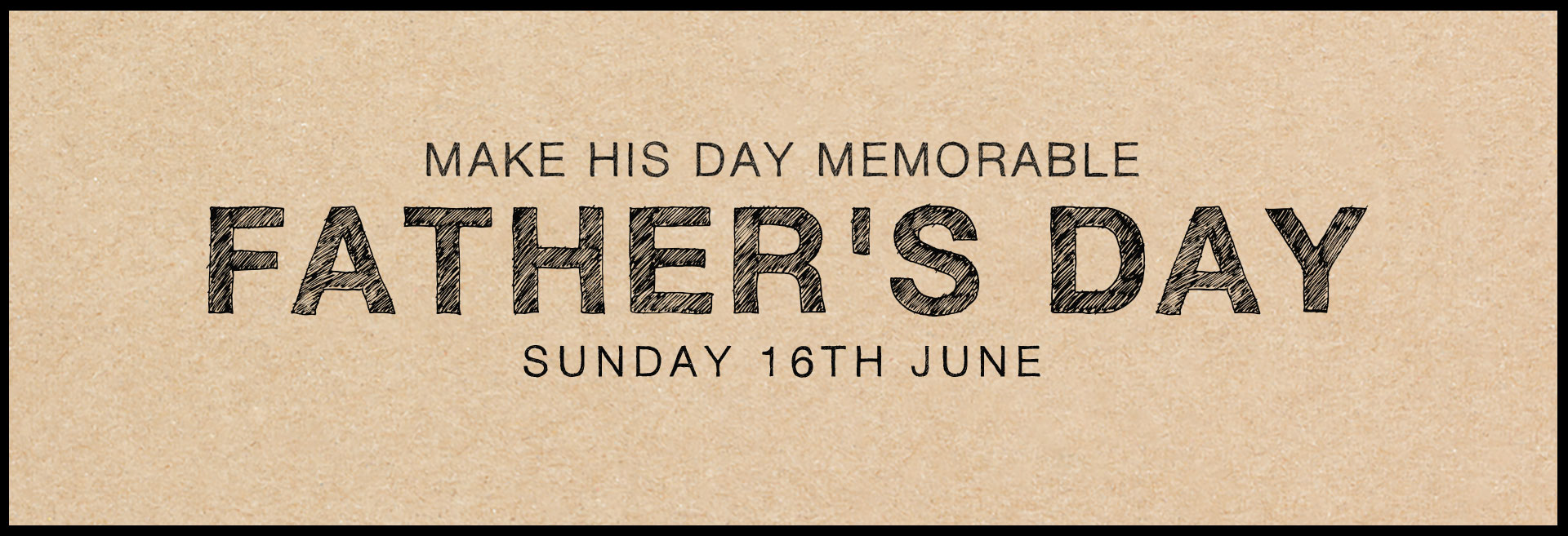 Father's Day at The Hope