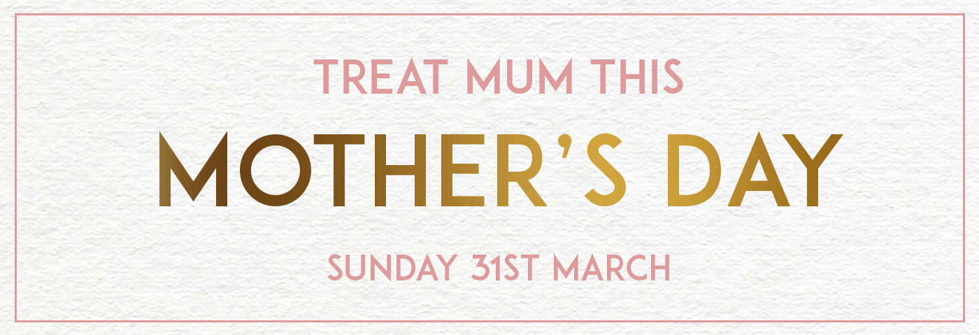 Mother's Day at The Hope